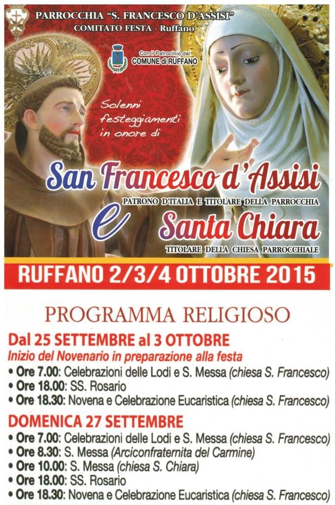 san francesco 2015