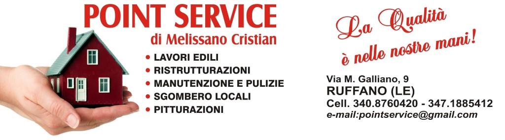 Point Service di Melissano Cristian Ruffano