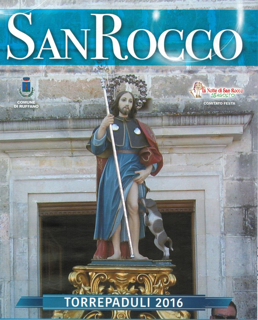 Festa San Rocco Torrepaduli 2016 1