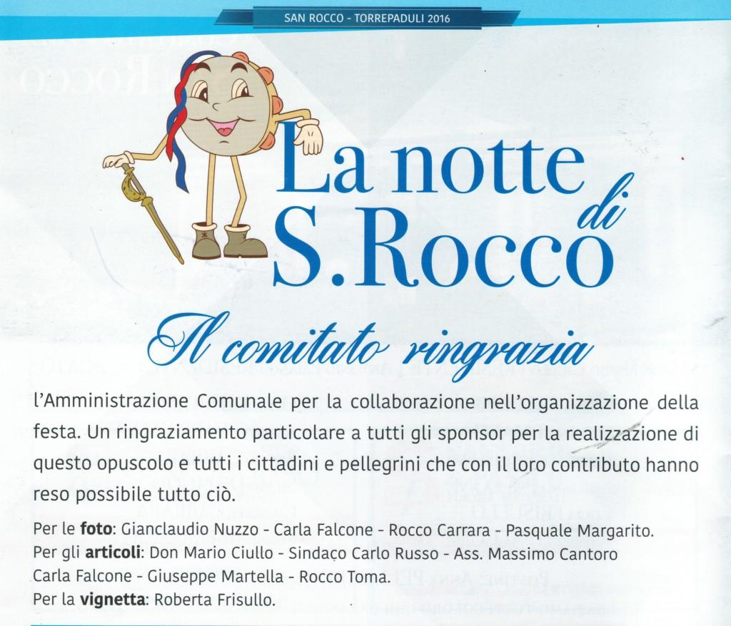 Festa San Rocco Torrepaduli 2016 9